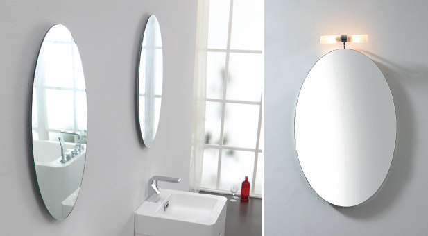 Popular Small Oval Mirrors Small Beveled Oval Mirror Small Oval Wall Mirrors